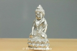 Silber Buddha Thai Amulett Phra Gring Wat Suthat nur 999 Stück