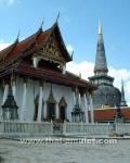 Jatukam Ramathep Thai Amulett Statue von 99 Mönchen geweiht