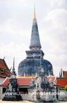 Jatukam Statue Thai Amulett 17 cm von 99 Mönchen geweiht