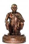 Luang Pho Koon (Khun) Statue aus dem Jahr BE 2536 (1993)