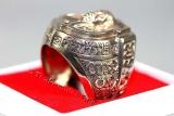 Luang Pho Koon Wat Banrai Thai Amulett Ring Nummer 498