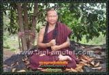 Nang Kwak Thai Tempel Statue - Blatt Vergoldet