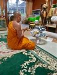 Geweihte Mala Thai Amulett für Restaurant, Geschäft, Büro, Prax , Auto von Luang Pho Ang