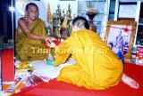 Palad Khik Thai Amulett Luang Phu Chan Hom Ubon Ratchathani