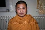 Buddha Amulett Phra Wan Phud Kuen sitzender Buddha