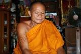 Glücksgöttin Nang Kwak Handgefertigtes Thai Amulett