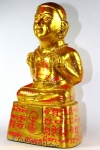 Guman Thong Thai Amulett Statue von Luang Pho Gooi