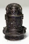 Thai Schutz Amulett Phra Pidta Ganpai Buddha Miniserie von nur 200 Amuletten