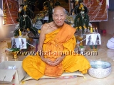 Luang Phu Kambu Thai Amulett Charoen Porn Longya Sii Daeng - Nummer 112 von 399