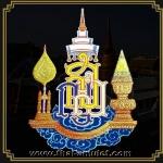 Original Thai Buddha Statue aus dem Wat Bowon Bangkok