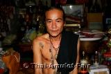 Ajahn Kom - Magic Guman Thong Statue - Thailand - Geweiht