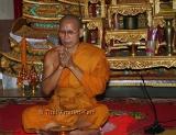 Luang Pho Ang Rotes Buddha Glücksarmband für Sonntags