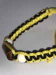 Thai Amulett Armband Takrut Luug Poen Ganpai 3x geweiht Schutzamulett