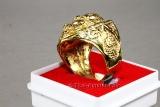 Ganesha Thai Amulett Ring von Luang Phu Hong Nr. 145 von 299