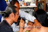 Ajahn Kom Liebes Thai Amulett Mae Nang Poe Phim Lek