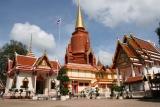 Luang Phu Thuad Mönchs Statue aus dem Wat Chang Hai von BE 2505 (1962) Rarität!!!
