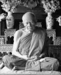 Luang Phu Tim Wat Lahanrai Silber Thai Amulett von 1975
