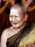 Original Luang Pho Pern Nang Suea Statue vom 14.03.2002