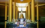 Phra Ajahn Chah Thai Amulett Statue Miniserie 59 Stück