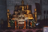 Luang Pho Thongbai Buddha Glücksarmband 9 Tage geweiht