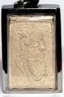 Original Rahu Om Chan Thai Amulett Kordel zum tragen von bis zu 3 Amuletten