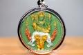 Jatukam Ramathep Thai Amulett in 5 Tempeln geweiht - Rarität