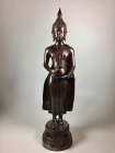 Thai Buddha Statue Mittwochsbuddha aus Thaitempel