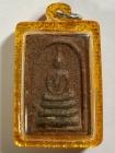 Thai Amulett Phra Pong Luang Phu Nin Itsariko von 1982