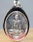 Luang Pho Ruai Silber Thai Amulett Kleinserie nur 499 Stück