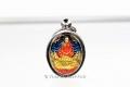 Luang Pho Koon Amulett Phra Thep Vitthayakom Nr. 1484