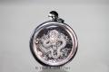 Drachen SILBER Thai Amulett mit der Nummer 2 von 499