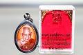 Logget Thai Amulett Luang Pho Saeng - Sehr Selten
