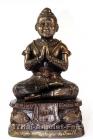 Luang Pho Koon Amulett Kuman Thong Theppalit Statue