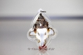 Ganesha Thai Amulett (Phra Pikkanet) Sii Khao