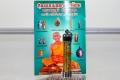 Thai Amulett Takrut Ram Ruay Nuea Thong Lueang