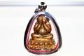 Buddha Thai Amulett Phra Pidta von Luang Phu Chan Hom