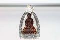 2x Thai Amulette für Dienstag geborene von 108 Mönchen geweiht