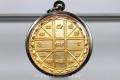 Thai Amulett (Schutz) aus dem Tempel des goldenen Buddha