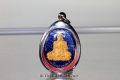 Saturday Buddha Thai Amulet consecrated by 108 Monks