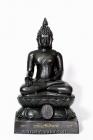 Thai Buddha Statue of Wat Bowon Bangkok B.E. 2539 (1996)