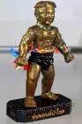 Thai Amulett Statue Luang Phu Naen Hoon Payon vom 26.03.2011 - Schutz gegen Magie, Voodoo, Geister, Dämonen, Hexerei uvm.