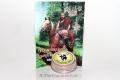 Magischer Balsam Thai Amulett vom Tigermönch Kruba Nueachai